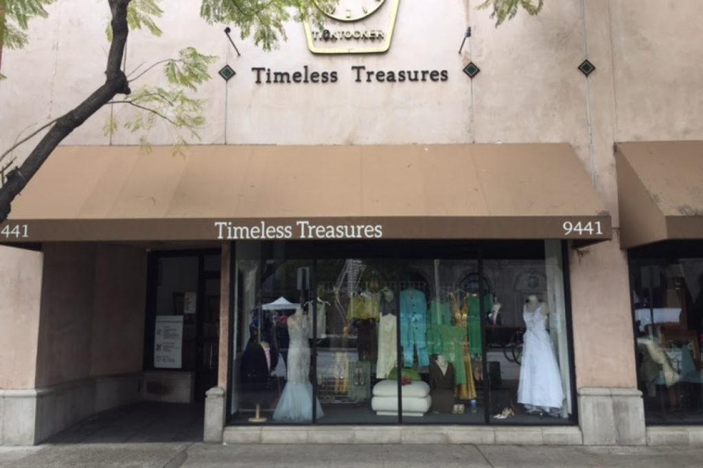 Timeless Treasures - Culver City, CA
